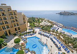 Marina Corinthia Beach Resort Malta